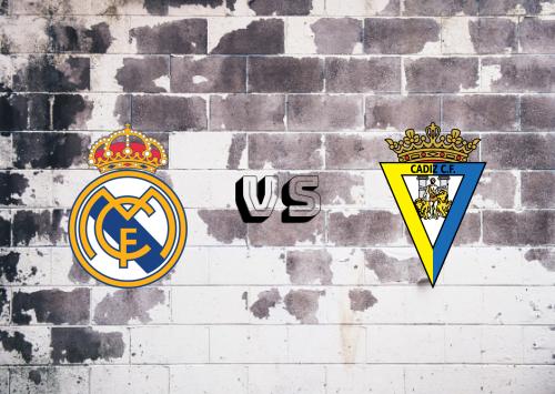 Real Madrid vs Cádiz  Resumen y Partido Completo