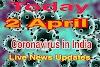 भारत में कोरोनावायरस हिंदी में लाइव समाचार अपडेट | covid 19 india | Coronavirus in India Live News Updates In Hindi