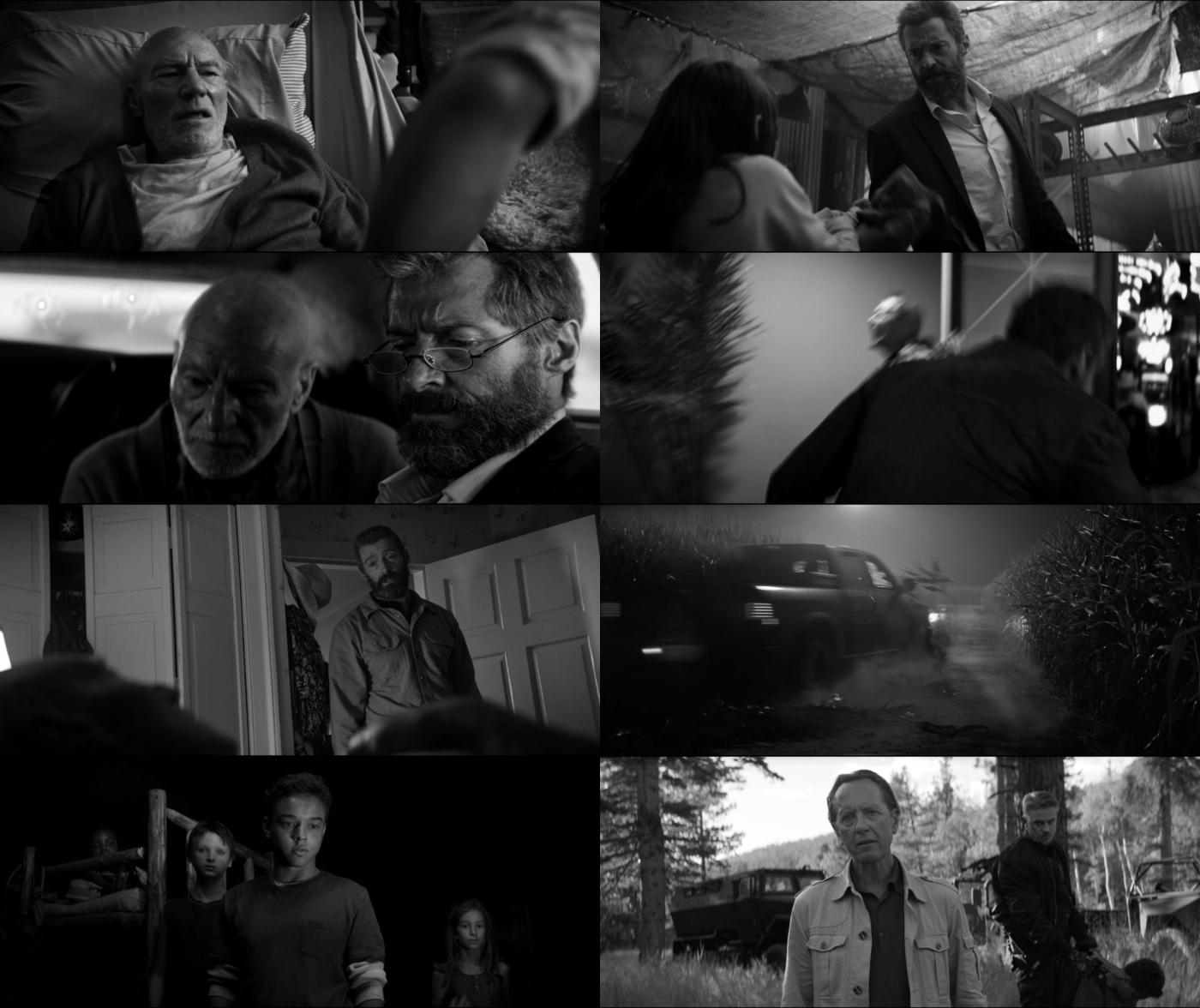 Logan Noir 1080p
