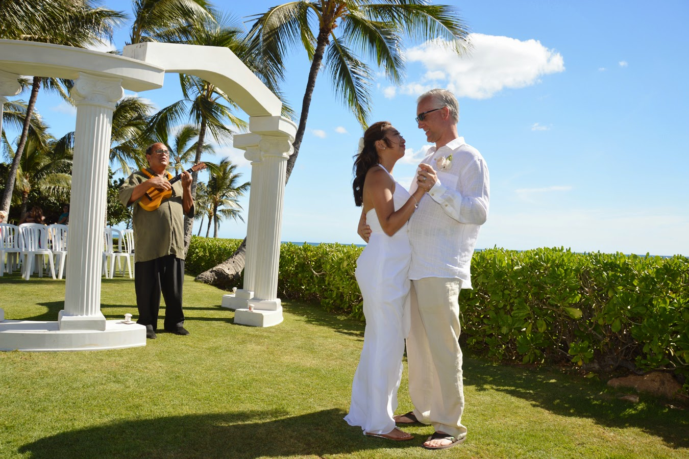 Paradise Cove Photos Hawaii Wedding Sites Locations