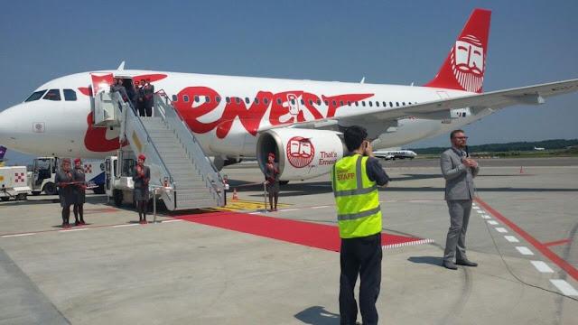 Gli italiani sospendono i voli della compagnia albanese Fly Ernest a causa di numerosi ritardi