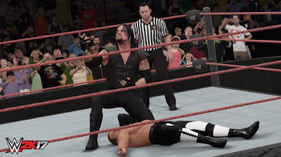 WWE 2K17 PC Full Version