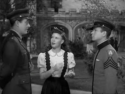 The Major And The Minor - Ginger Rogers, Ray Milland, and Kids