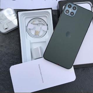 iPhone 12 Pro Max HDC 4 Kamera