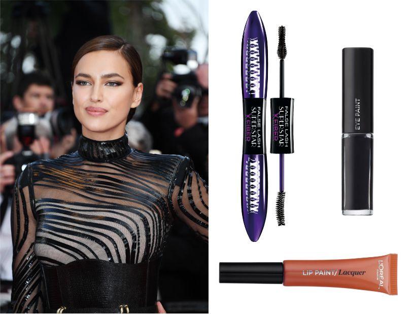 maquillaje de Loreal para Cannes