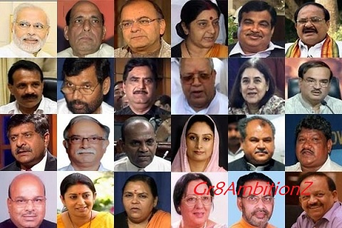 Of pdf india ministers cabinet new