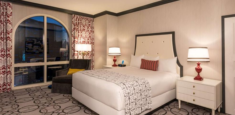 Las Vegas Hotels For New Year's Eve Party 2021