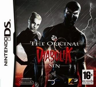 Rom Diabolik The Original Sin NDS