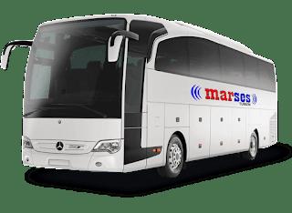 Otobüs Bileti Otobüs Firmaları Marses Turizm Marses Turizm Otobüs Bileti