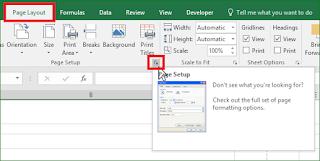 Cara Membuat  Background Gambar/Teks Transparan di Excel