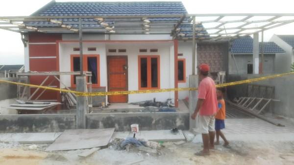 2 Kuli Bangunan Terkapar di Kampar Belum Sadar, Sebab Masih Misteri