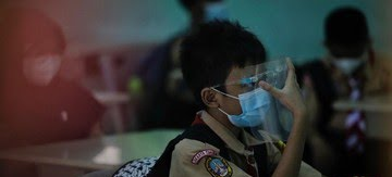 Jokowi Minta Sekolah Tatap Muka Maksimal 2 Jam Sehari