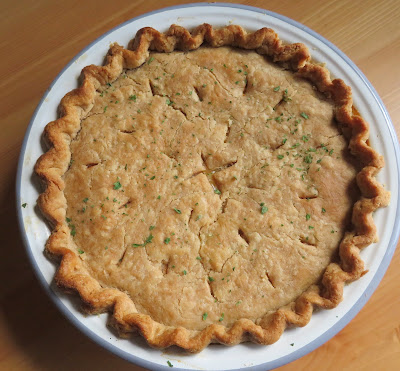 Tuna Pot Pie