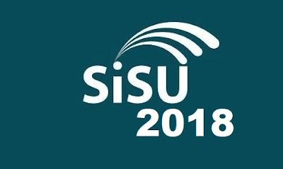 Inscrições Sisu 2018 abre mais de 57 mil vagas segundo semestre