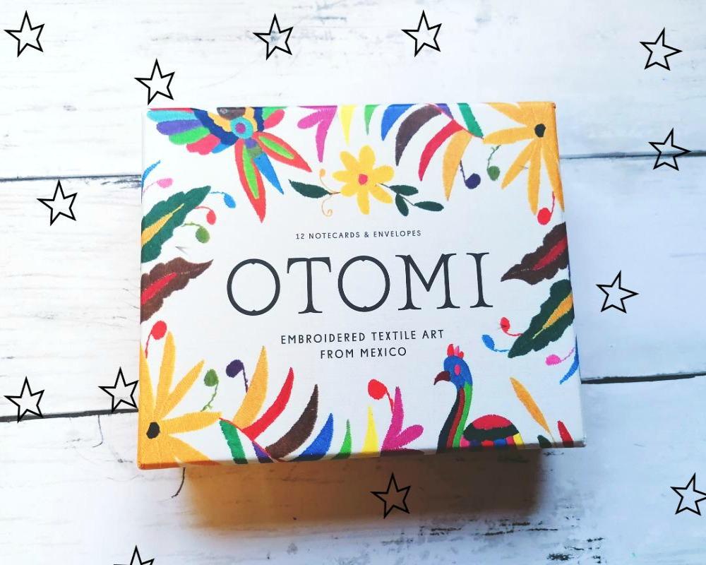 Otomi Notecards