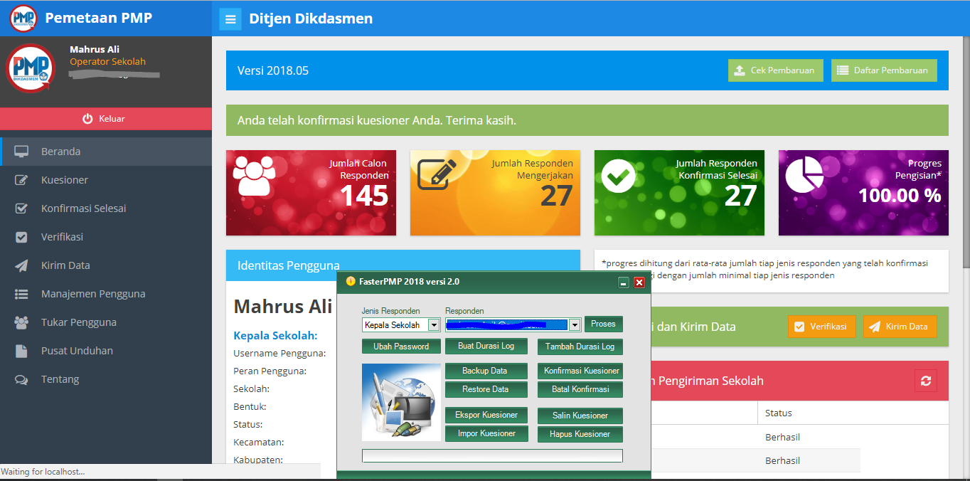download faster pmp 2018 versi 08