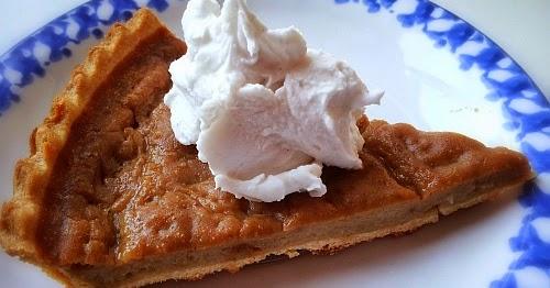 ... | Dairy Free |: Vegan Recipe: Sweet Bean Pie with Coconut Whip Cream