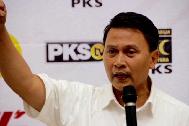 PKS: Target Kami Hanya Satu, Kalahkan Jokowi di 2019