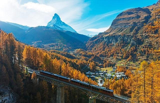 Ngắm vẻ đẹp dãy núi Alps dài nhất Châu Âu 9