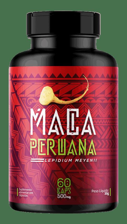 Fitness Tribulus Terrestris Maca Peruana