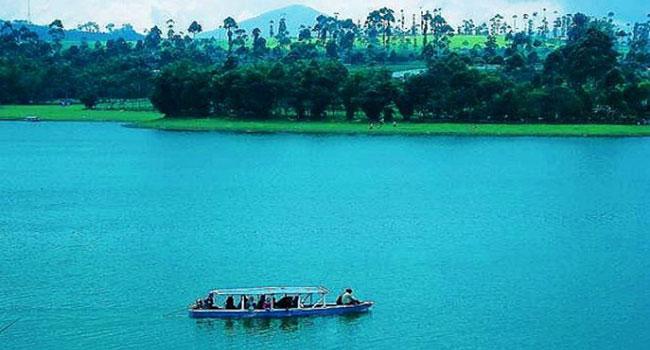 Tempat Wisata di Bandung Situ Cileunca