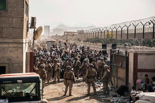 12 Tentara AS Dilaporkan Tewas Akibat Ledakan di Bandara Kabul