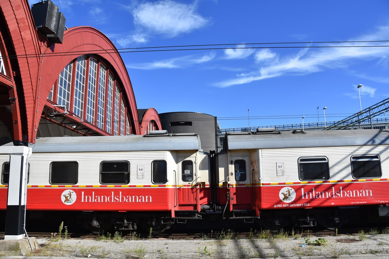 trains and other things: malmö to stockholm by snälltåget