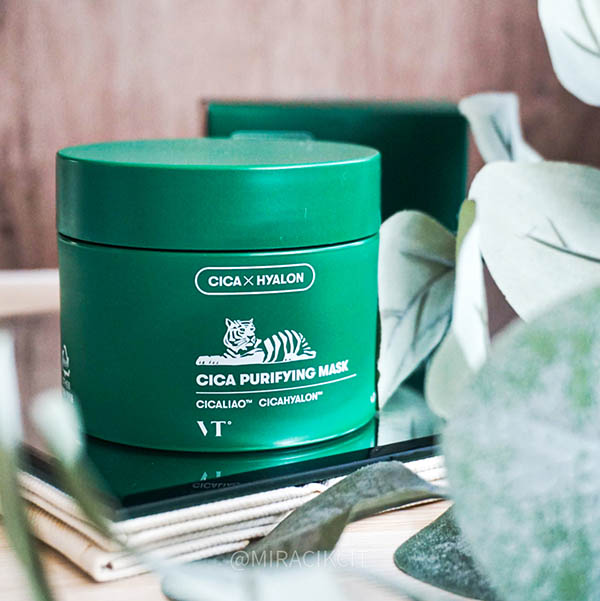 VT Cica Purifying Mask review