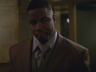 Image of Michael Jai White as Gambol in The Dark Knight movie