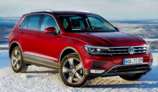 2018 volkswagen tiguan redesign auto review release. Black Bedroom Furniture Sets. Home Design Ideas