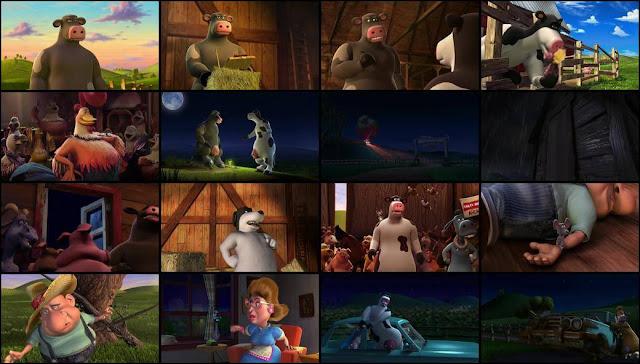Barnyard (2006) Full Movie In HINDI HD 720p Watch Online