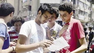 الاستعلام عن نتيجة الثانوية العامة وموعد ظهورها 2021 فى مصر