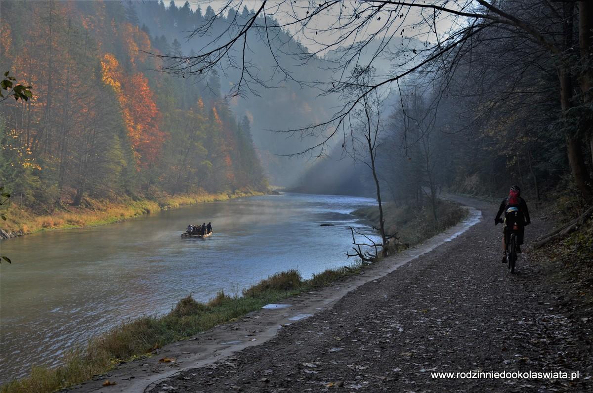 Pieniny z dziećmi- Przełom Dunajca