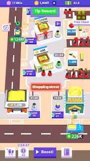 Idle Bazaar apk mod