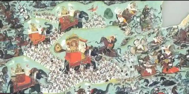 haldighati battle field