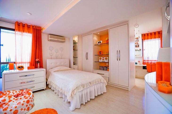 Dise o de habitaciones juveniles y femeninas decoraci n for Decoracion hogar juvenil