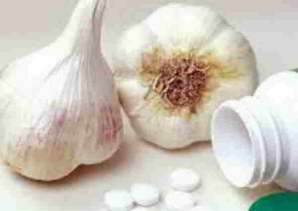 Garlic Supplements
