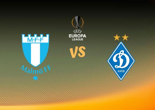 Malmö vs Dinamo Kiev  Resumen