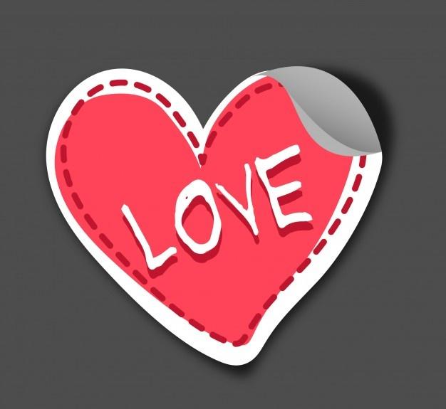 Love Shayari heart photos