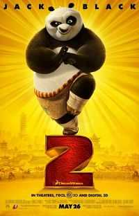 Kung Fu Panda 2 2011 Tamil - Hindi - English Dual Audio 480P BrRip 300MB