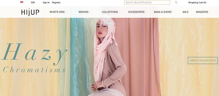 Strategi Branding Muslim Shop Online