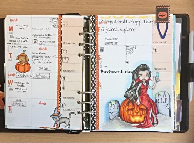 vampire-jo-planner-stamping