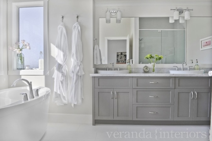 Light grey fitted bathroom furniture home furniture for Bathroom furniture design ideas