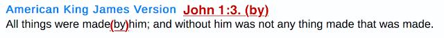 John 1:3.