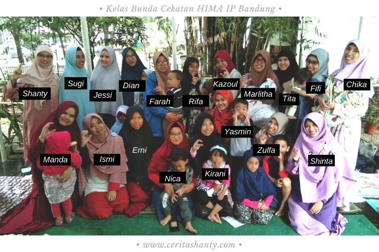 Kelas Bunda Cekatan IP Bandung Batch 1