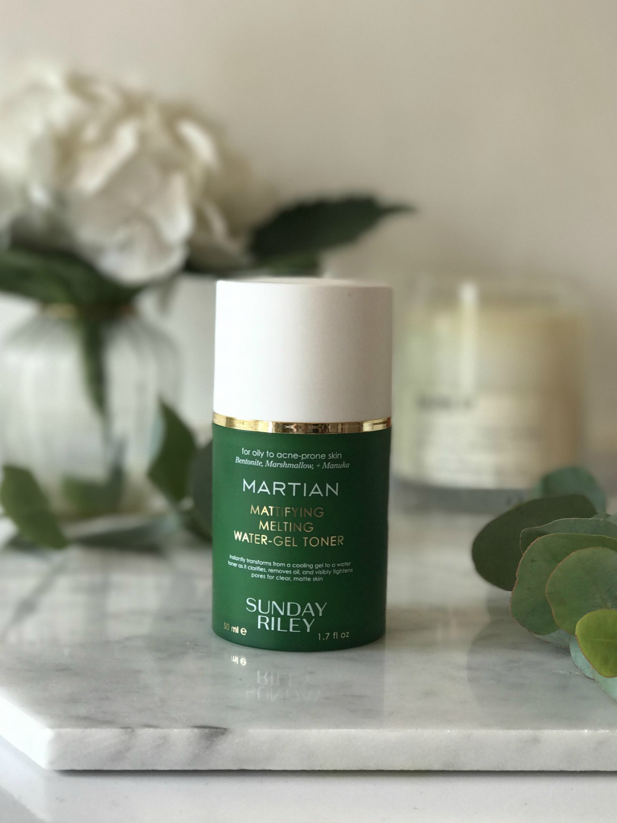 Sunday Riley Martian Mattifying Melting Toner