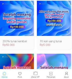 800 Ribu Cuma 5 Menit, Website Penghasil Uang Langsung Ke Rekening 2020