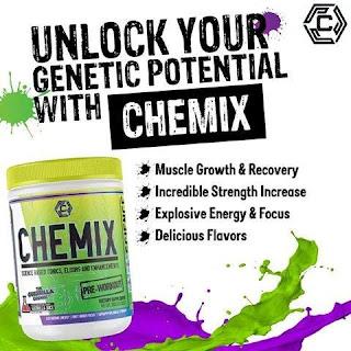 chemix pre-workout review