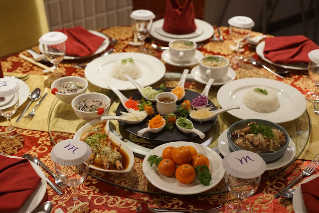 Aneka menu pilihan Lunar New Year 2571