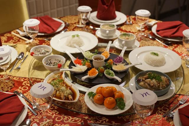 Aneka menu pilihan Lunar New Year 2571